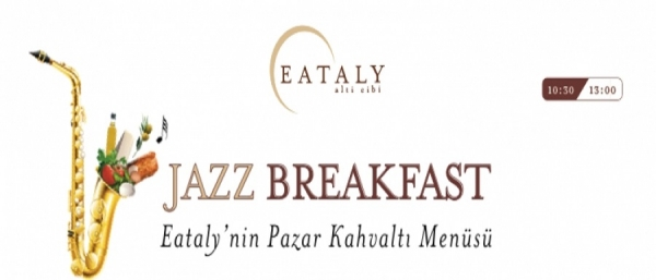 Eataly - Jazz Breakfast