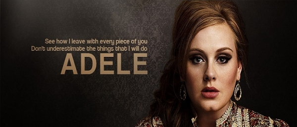 Adele - Rolling In The Deep Notaları
